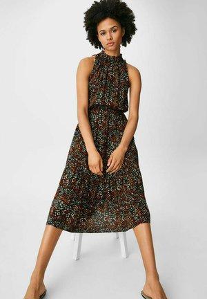 Day dress - multicoloured