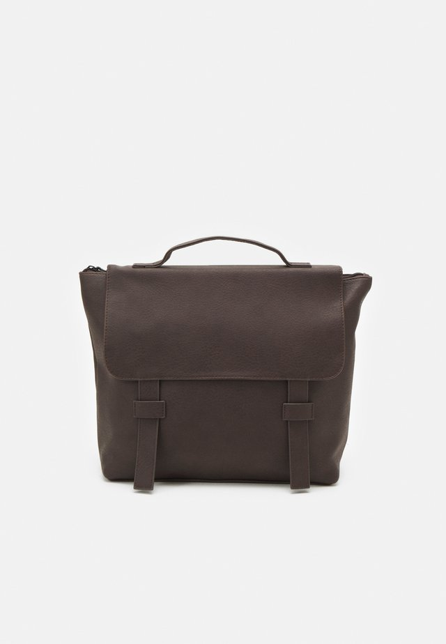 COMMUTER BACKPACK UNISEX - Rugzak - bitter choc
