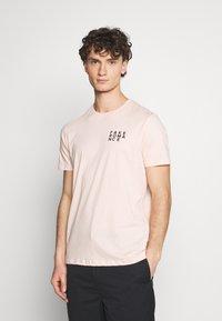 YOURTURN - T-Shirt print - pink - 0