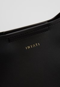 Inyati - JANE - Handbag - black/ latte - 2