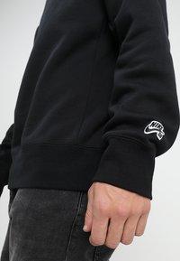 Nike SB - CREW ICON - Bluza - black - 3