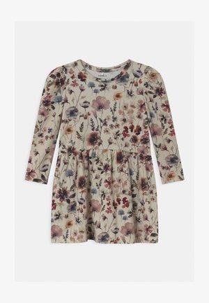 NMFSAIA  - Jersey dress - peyote melange