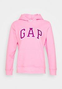 GAP - FASH - Bluza z kapturem - neon impulsive pink - 3
