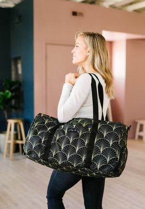 JADYN  - Weekend bag - black