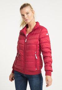 ICEBOUND - Light jacket - rot - 0