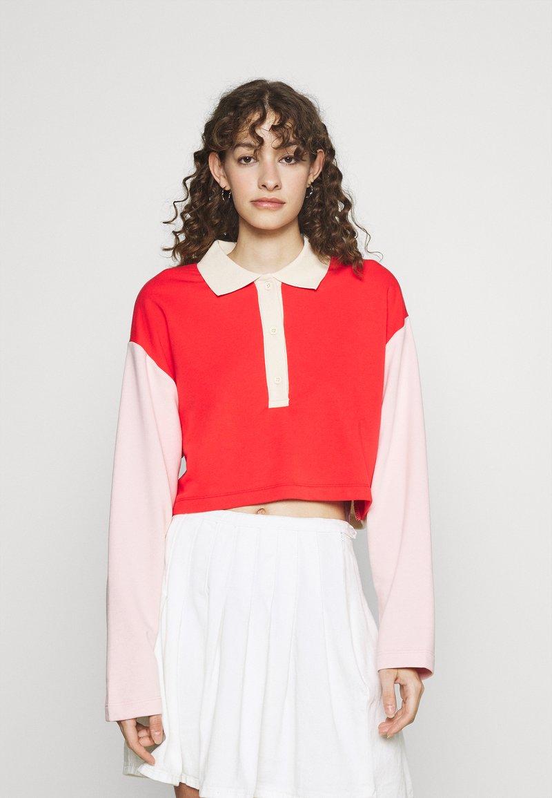 Gina Tricot - JESSY  - Sweatshirt - multi pink