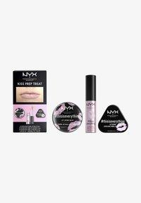 Nyx Professional Makeup - KISS PREP LIP TREAT SET - Make-upset - - - 0