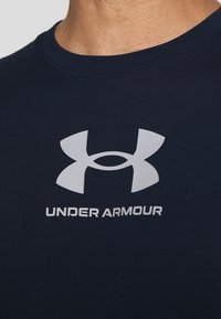 Under Armour - MULTI LOGO - Long sleeved top - academy/halo gray - 6