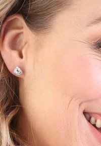 Lucardi - Earrings - zilver - 1