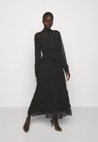 Bruuns Bazaar - MARIE JAYLA DRESS - Maxi dress - black - 0