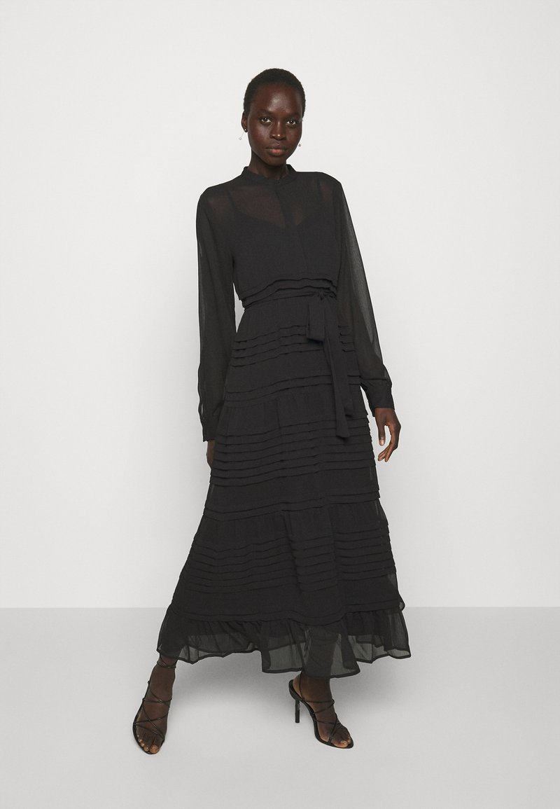 Bruuns Bazaar - MARIE JAYLA DRESS - Maxi dress - black