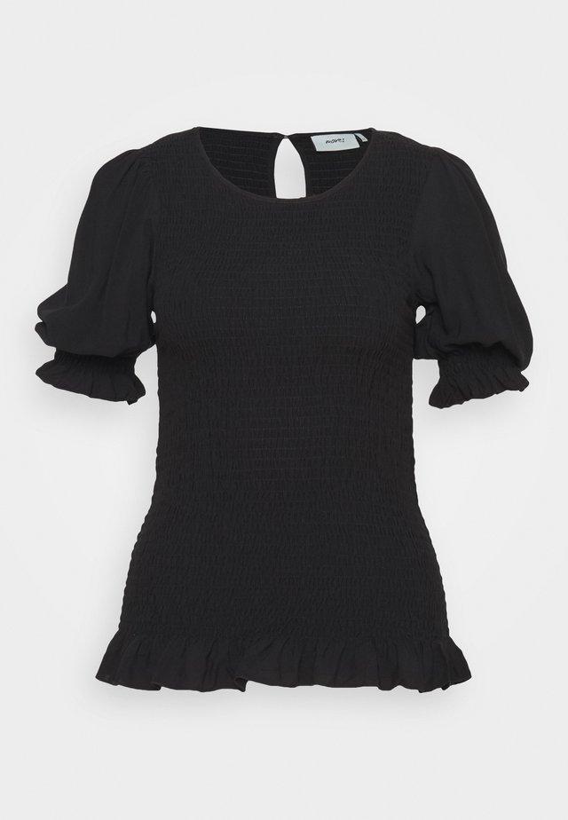 DANIMA - Blouse - black
