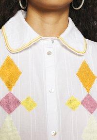Stella Nova - RANYA - Shirt dress - ivory - 5