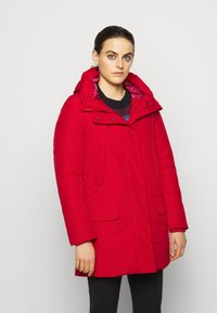 Save the duck - COPYY 2-in-1 - Parka - flame red - 0
