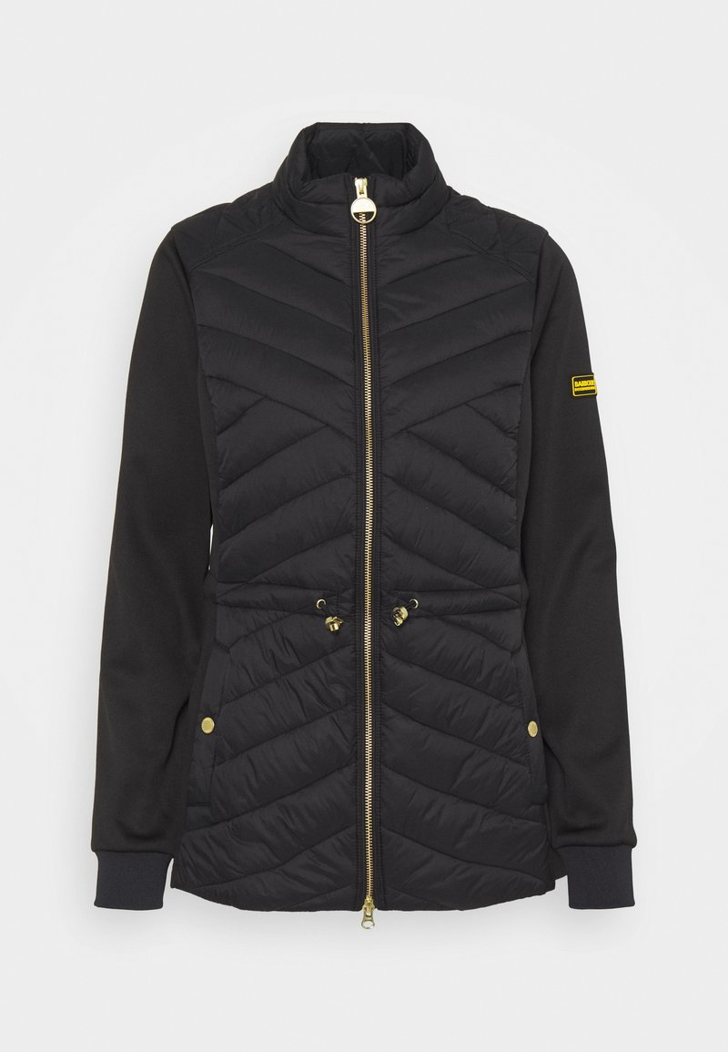 Barbour International - UNDERSTEER - Winter jacket - black