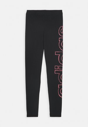ESSENTIALS SPORTS - Legginsy - black