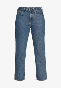 CLASSIC STRAIGHT  - Jeans Straight Leg - dark blue denim