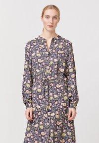 Dea Kudibal - Shirt dress - autumn bouquet - 2