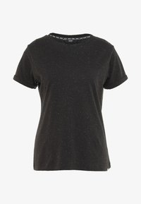 Hunkemöller - REGULAR  - Print T-shirt - black - 4