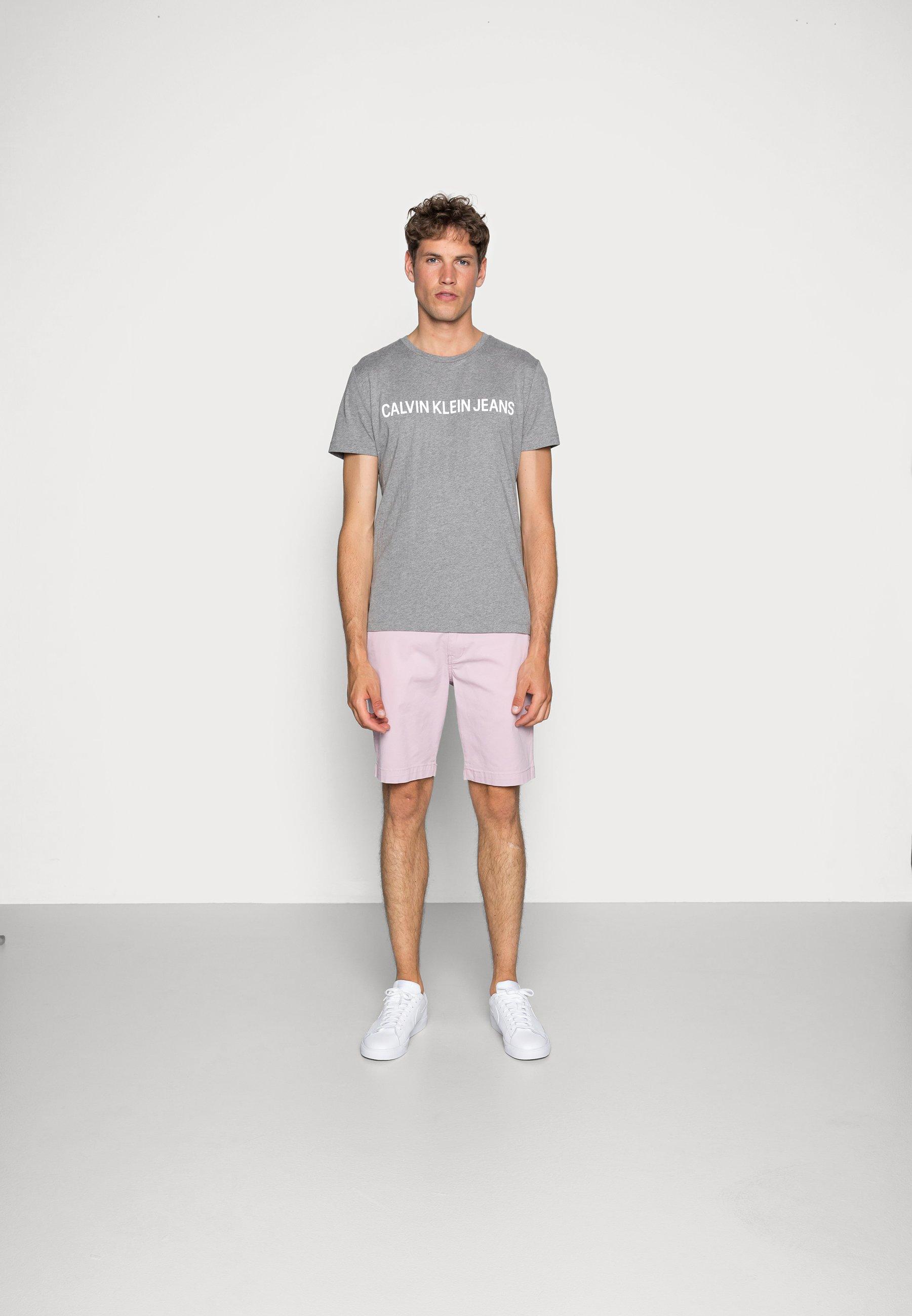 Homme CORE INSTITUTIONAL LOGO TEE - T-shirt imprimé