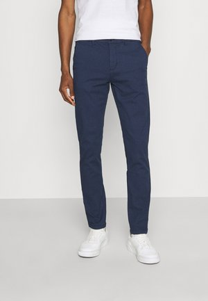 SUPERFLEX PANTS  - Trousers - dark blue