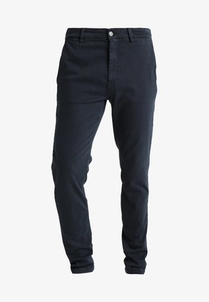 ZEUMAR HYPERFLEX  - Jeansy Slim Fit - black