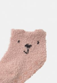 GAP - COZY 3 PACK UNISEX - Socks - chalk pink