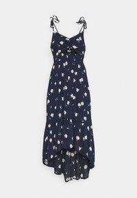 Hollister Co. - CHAIN DRESS - Day dress - navy - 3