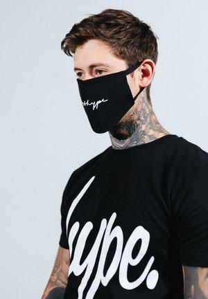 Community mask - black