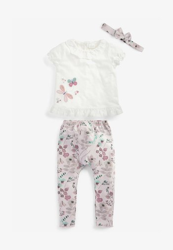 SET - Trousers - multi-coloured