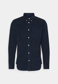 SLHSLIMOSCAR - Shirt - navy blazer