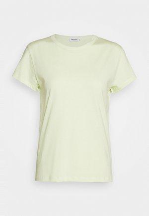 FLARED CAP SLEEVE - Basic T-shirt - faded acid