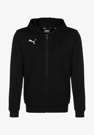 TEAMGOAL 23 CASUALS TRAININGSJACKE HERREN - Zip-up hoodie - black