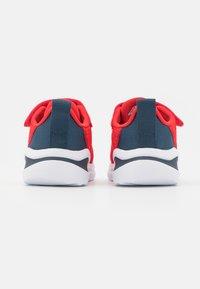 adidas Performance - FORTARUN UNISEX - Neutral running shoes - vivid red/footwear white/crew navy - 2