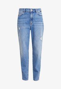 Mavi - STELLA ON MANNEQUIN - Straight leg jeans - light blue denim - 5