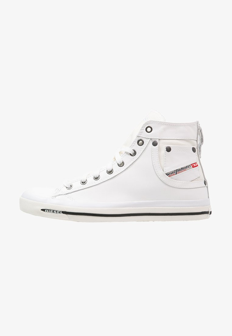 Diesel - EXPOSURE I - Zapatillas altas - white