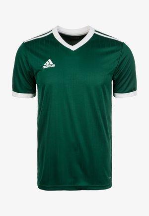 TABELA 18 - T-shirt con stampa - green/white