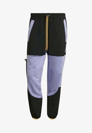 ADV BLK PNT ADVENTURE ORIGINALS REGULAR TRACK PANTS - Pantaloni sportivi - purple