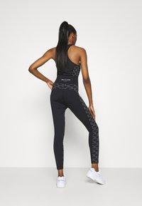 Juicy Couture - RAVEN - Legging - black - 2