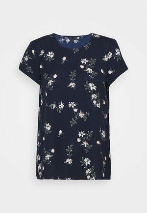VMFALLIE - Print T-shirt - navy blazer
