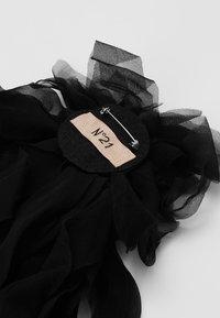 N°21 - BROOCH - Accessorio - black - 3