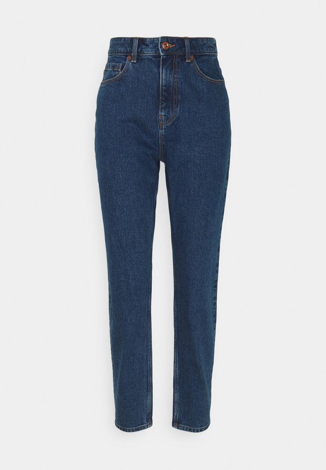 PCVERA  - Straight leg jeans - medium blue denim