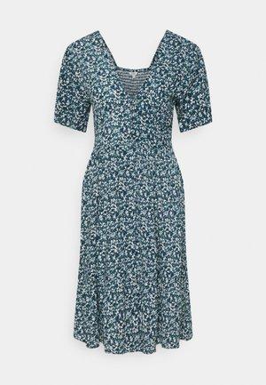 LIZWELLE - Sukienka letnia - pansy blue