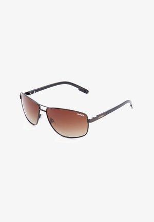 BRANDON  - Sunglasses - brown metal