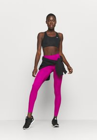Nike Performance - ONE LUXE - Tights - cactus flower - 1