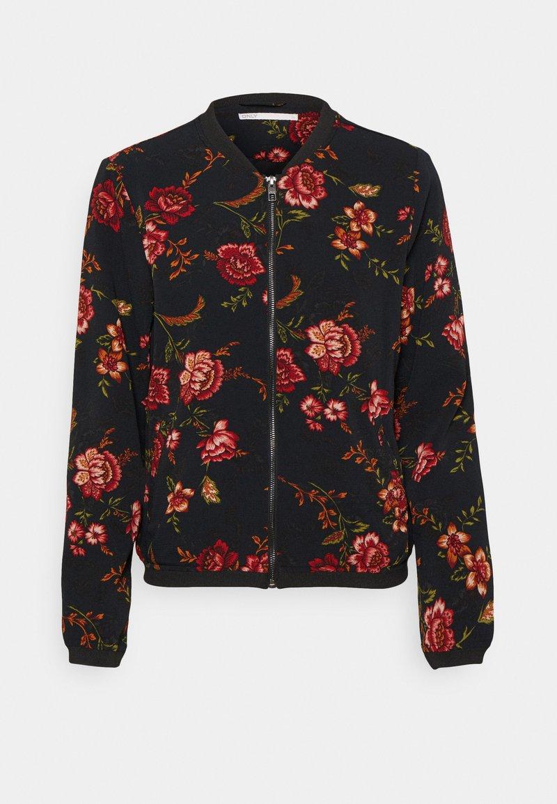 ONLY - ONLNOVA JACKET - Summer jacket - black