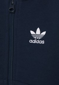 adidas Originals - HOODIE SET - Mikina na zip - conavy/white - 3