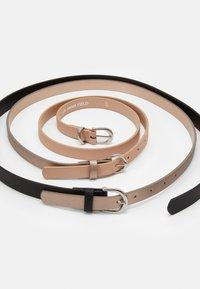 Anna Field - Waist belt - nude/black/gold - 2