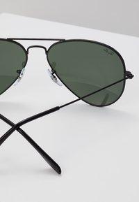 Ray-Ban - AVIATOR - Sonnenbrille - schwarz - 2