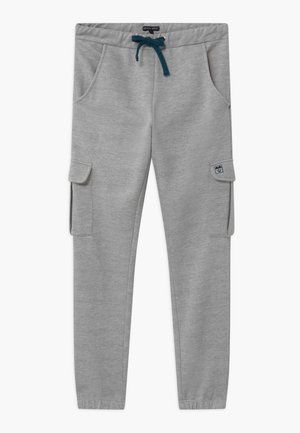 TEEN GIRLS - Tracksuit bottoms - grey melange